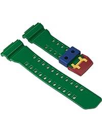 Casio Ersatzband Uhrenarmband Resin Band Grün für GA-400 10477027