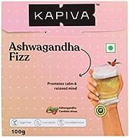 Kapiva Ashwagandha Fizz Effervescent Powder - Effervescent Supplement to Boost Physical & Mental Wellbeing
