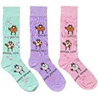 Ovación Childs Pony–Calcetines de Potencia, Turquesa
