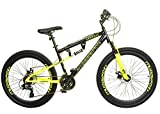 Best Dual Suspension Mountain Bikes - Muddy Fox Nevada Men's Dual Suspension/Disc Brakes 21 Review