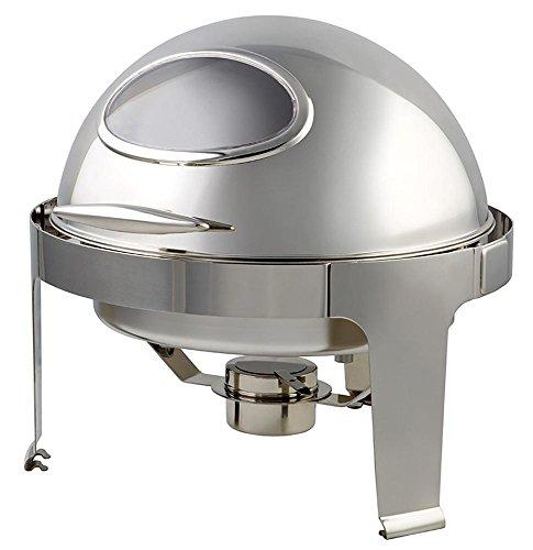 APS Chafing Dish–Window de, de acero inoxidable y policarbonato,...