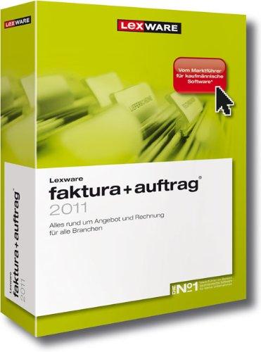 Lexware Faktura+Auftrag 2011 (Version 15.00)