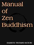 Manual of Zen Buddhism (English Edition)