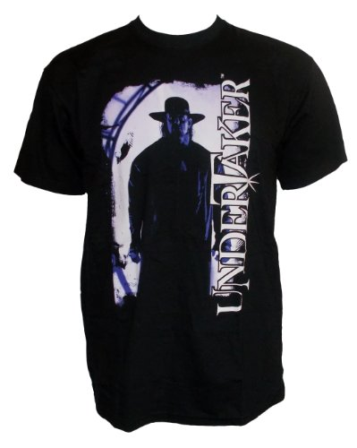 WWE - T-Shirt Undertaker Figure (in M)
