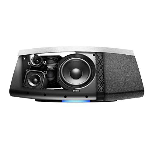 Denon HEOS 7 HS2 Audio-streaming Lautsprecher schwarz - 3