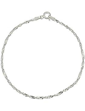 Damen-Armband Sterling-Silber 925 18,5 cm BRS-K41091