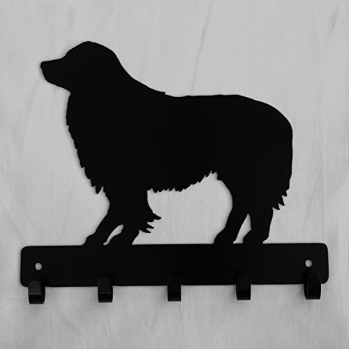 border-collie-decorative-silhouette-hook-in-black-5-hooks-suitable-for-coats-keys-dog-leads-clothes-