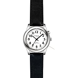 Lifemax/RNIB Ladies Talking Atomic Watch 407.2 with Strap