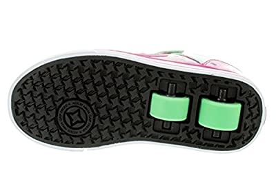 Childrens Girls Heelys Skate Trainer In Various Colours