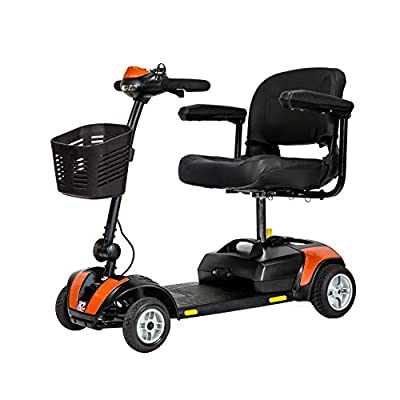 Roma Medical Dallas Portable Boot Mobility Scooter