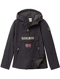 Amazon.it  NAPAPIJRI - Nero   Giacche e cappotti   Uomo  Abbigliamento 7763237cdc8