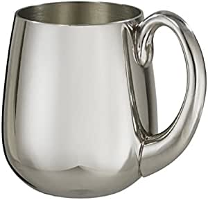 Pint Capacity by Wentworth of Sheffield Imperial Style Pewter Tankard