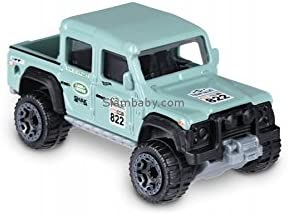 Tiny Toes Hot wheels '15 Land Rover Defender Double CAB