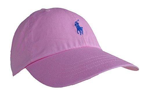 Ralph Lauren Classic Classic Cap Baumwolle One Size Rosa Pink