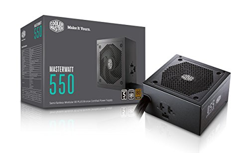 Cooler Master MasterWatt 550 EU