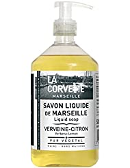La Corvette Savon Liquide de Marseille Verveine-citron 500 ml