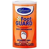 Foot Guard Fuss- und Schuhpuder, Frei von Parabenen 50 g preisvergleich bei billige-tabletten.eu