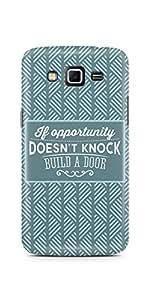 Casenation Build A Door Samsung Galaxy Grand 2 Matte Case