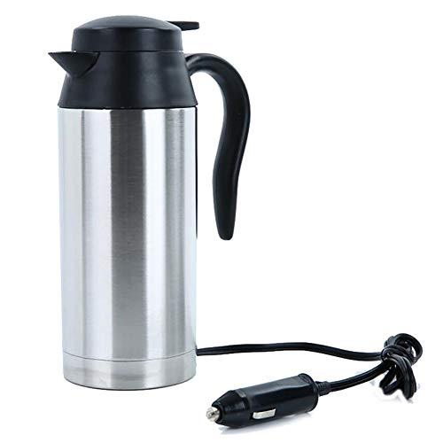 Beweglicher Edelstahl-Auto-LKW-Reise Wasserkocher Topf für warmes Wasser Cup schnelles Kochen für Tee-Kaffee-Milch