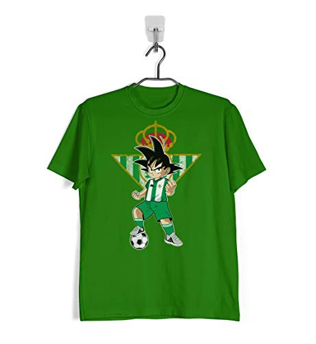 Camiseta Goku Real Betis 2018-2019 (XL)