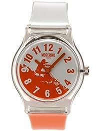 Moschino Reloj de cuarzo Be Fashion! Blanco 29  mm