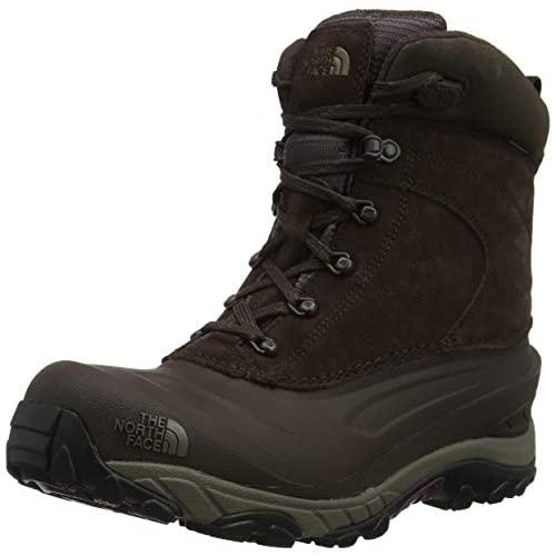 41EsOlB1WYL. SS500  - THE NORTH FACE Men's Chilkat Iii High Rise Hiking Boots