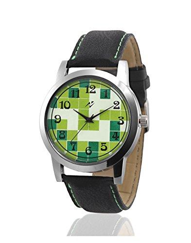 Yepme Analog Green Dial Men's Watch - YPMWATCH1471 image
