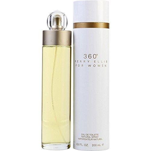 Perry Ellis 360 Women EdT Vaporisateur/Spray für Sie 200ml Perry Ellis Für Damen