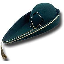 Feluca goliardica cappello universitario goliardico verde 4c6a43af68ed