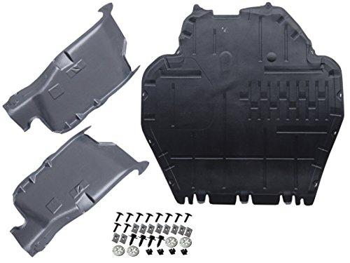 Preisvergleich Produktbild Unterfahrschutz + Schrauben Clips + Seiten Motor Cover