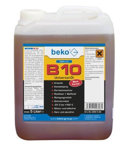 beko-tecline-b10-lubricante-multiuso-aceite-150-ml-5l