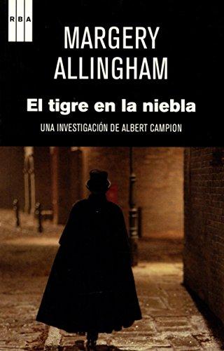 El tigre en la niebla (NOVELA POLICÍACA) por MARGERY ALLINGHAM