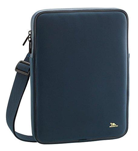 RivaCase Schutz Hülle Bag Cover Tasche in Blau für Panasonic Toughpad FZ-G1