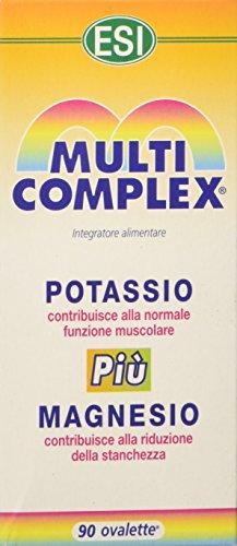 Esi Multicomplex Potassio, Magnesio - 90 Ovalette