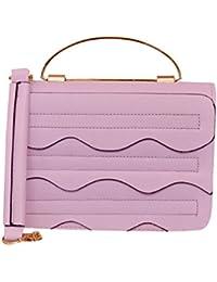Amit Bags Beautiful PU Handbag For Girls /women's - B078BX2LPV