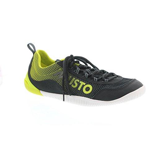 Musto 2016 Dynamic Pro Race Shoe Black/Lime FS0170/80 Boot/Shoe Size UK - Uk Size 11