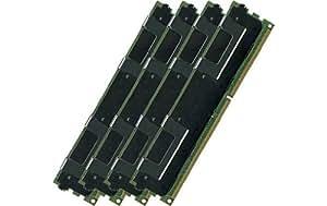 Macway Mémoire 32 Go (4 x 8 Go) DIMM 1333 MHz DDR3 PC3-10600 ECC Mac Pro 2010/2012