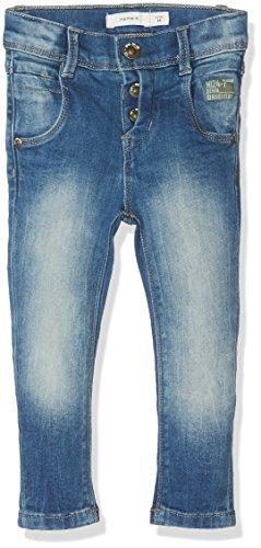 NAME IT Baby-Jungen Jeans Nittalk Xsl Dnm Pant Mini Noos, Blau (Medium Blue Denim), 80