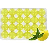 Caja de 24baño perlas–Verbena/Limón translúcido