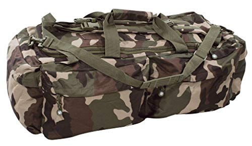 TOP ARMEE MILITAIRE SECURITE AIFSOFT Camo CE 85 x 45 x 35 cm ()