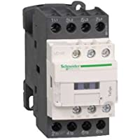 Schneider Electric LC1DT40M7 Tesys D, Contactor, 4P(4 Na) Ac-1, 440 V 40 A, Bobina 220 V Ca 50/60 Hz