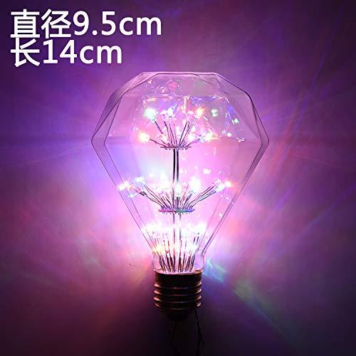 Led-Glühlampen Edison Led Dekorative Glühbirne E27 gebraucht kaufen  Wird an jeden Ort in Deutschland
