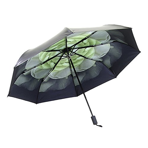 beatiful-gardenia-blooming-print-uv-protective-umbrella-upf-40-sun-travel-folding-umbrella