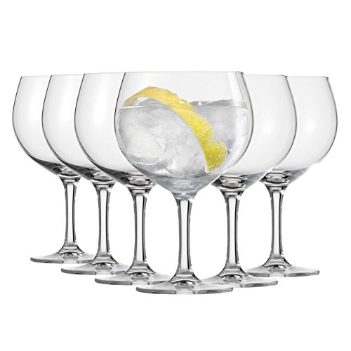 Tivoli ' Ibiza ' Gin Tonic gafas / 700 ml / juego de 6 / ideal para fi