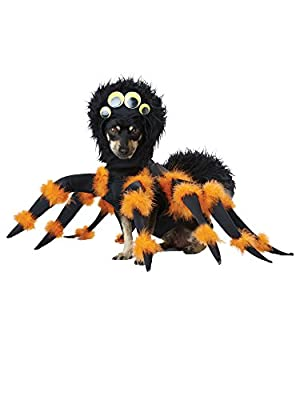 Spider Pup Costume for Pets from pupproperty dog clothing