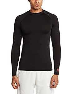 SS Base Layer Skin fit Top, Small (Black)
