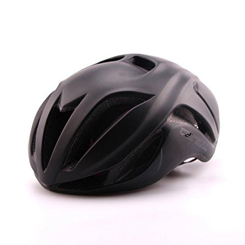 Cairbull Aerodynamik Größe Specialized Fahrradhelm MTB Helm 56-62 cm Mountainbike Helm Herren & Damen Schwarz mit Rucksack Fahrrad Helm Integral 19 Belüftungskanäle