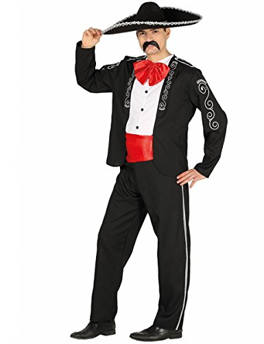 Imagen de disfraz de mariachi mexicano para hombre