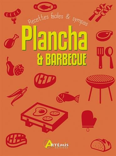 PLANCHA ET BARBECUE par Collectif