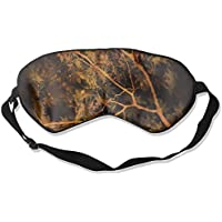 Sleep Eye Mask Leaves Trees Fall Lightweight Soft Blindfold Adjustable Head Strap Eyeshade Travel Eyepatch E12 preisvergleich bei billige-tabletten.eu